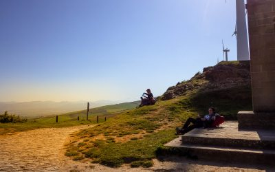 Missing Home on the Camino