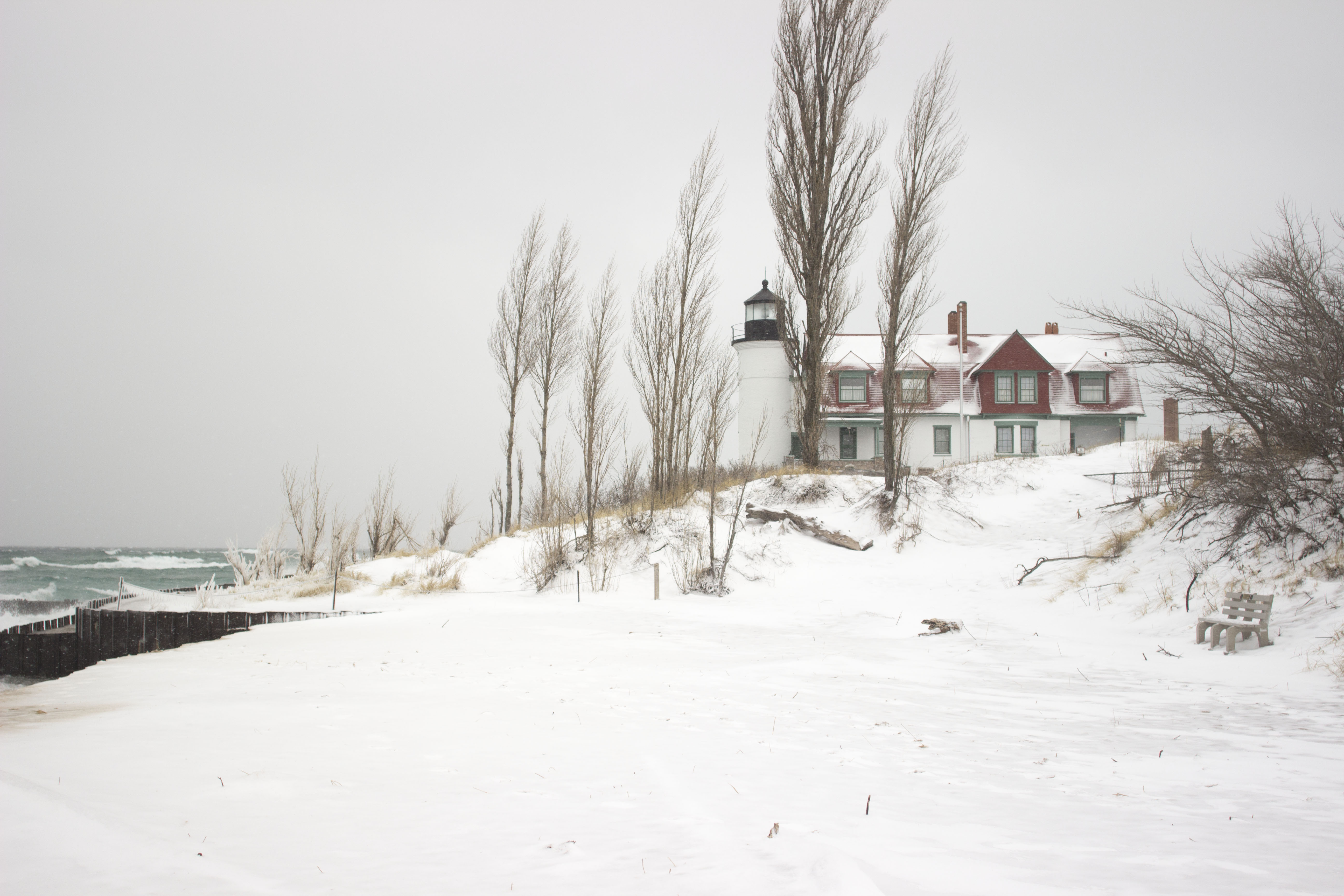Point BetsieLighthouse