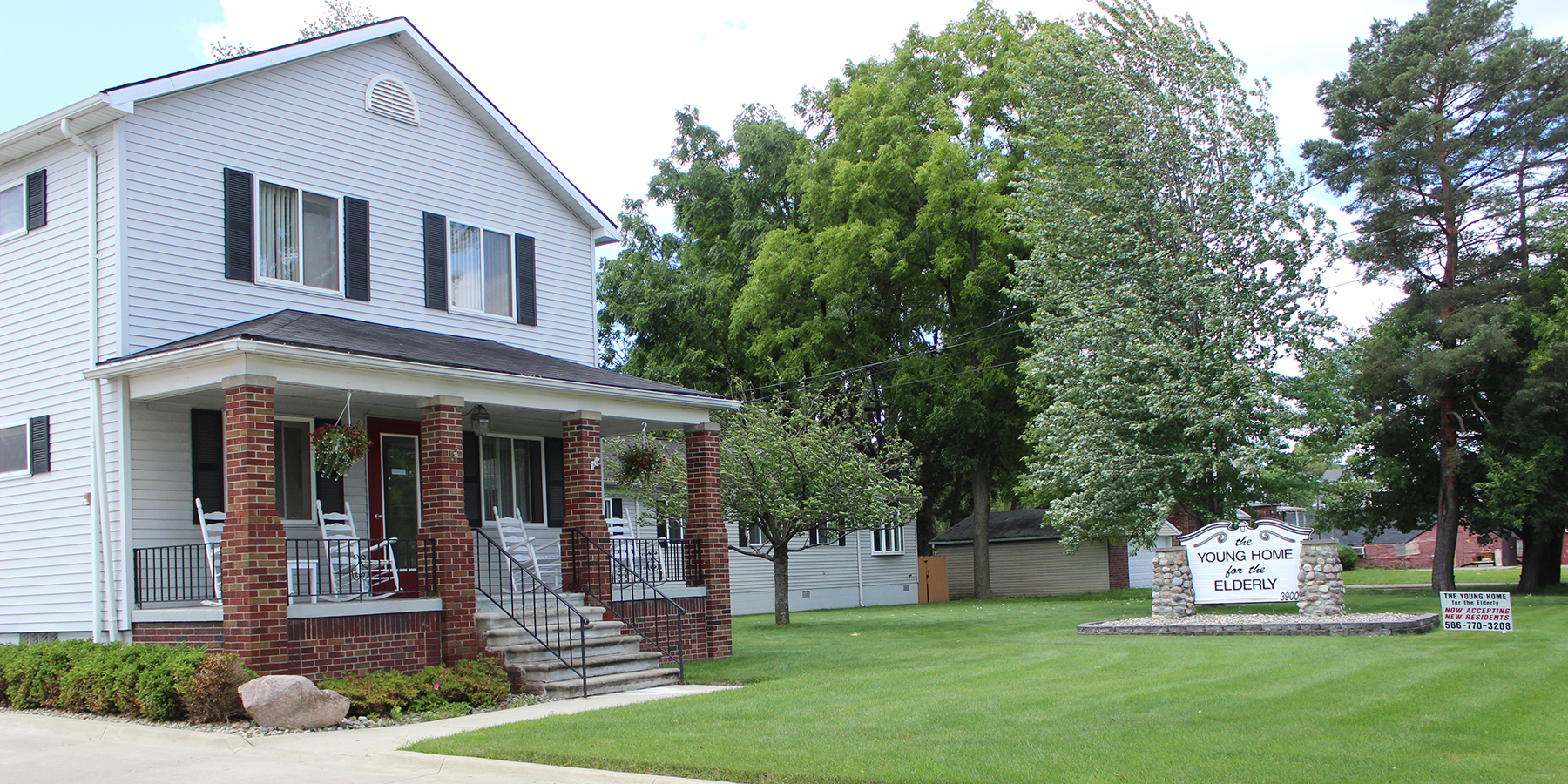 Young Home for the Elderly - Warren, MI