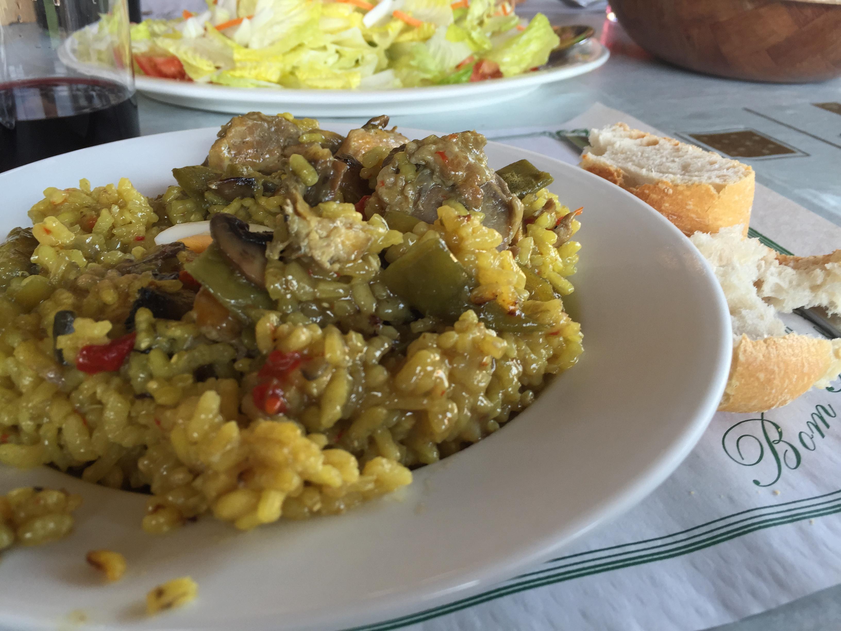 Best Paella in Spain