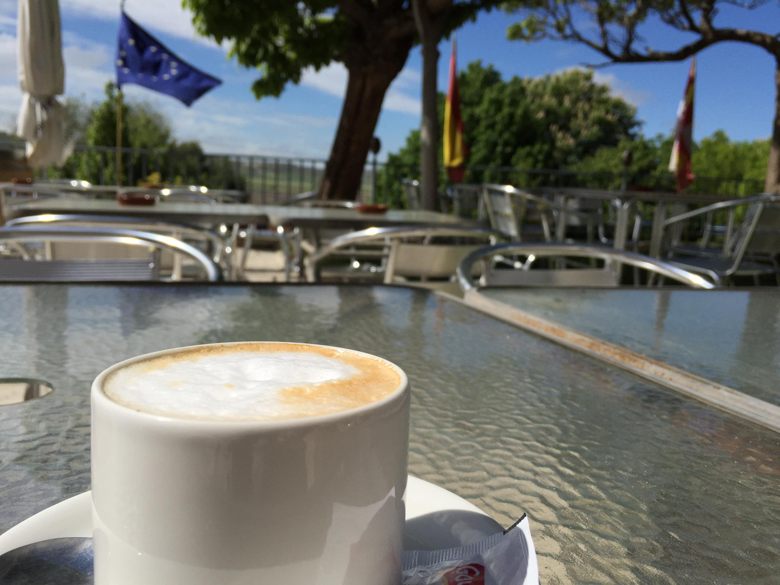 Cafe con Leche in Peace
