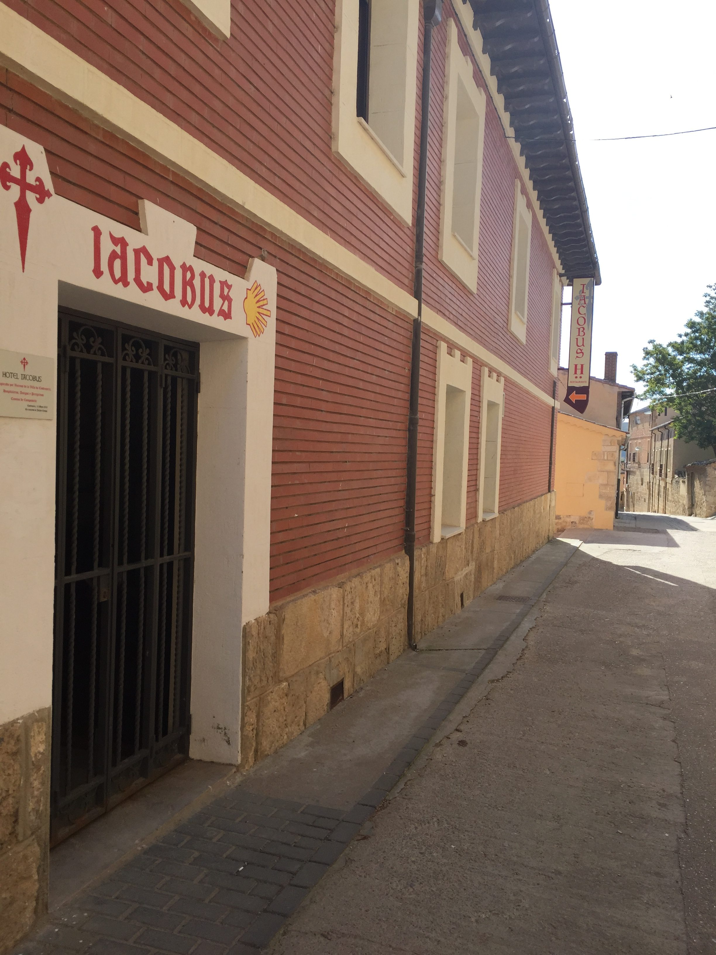 Iacobus, Castrojeriz, Spain