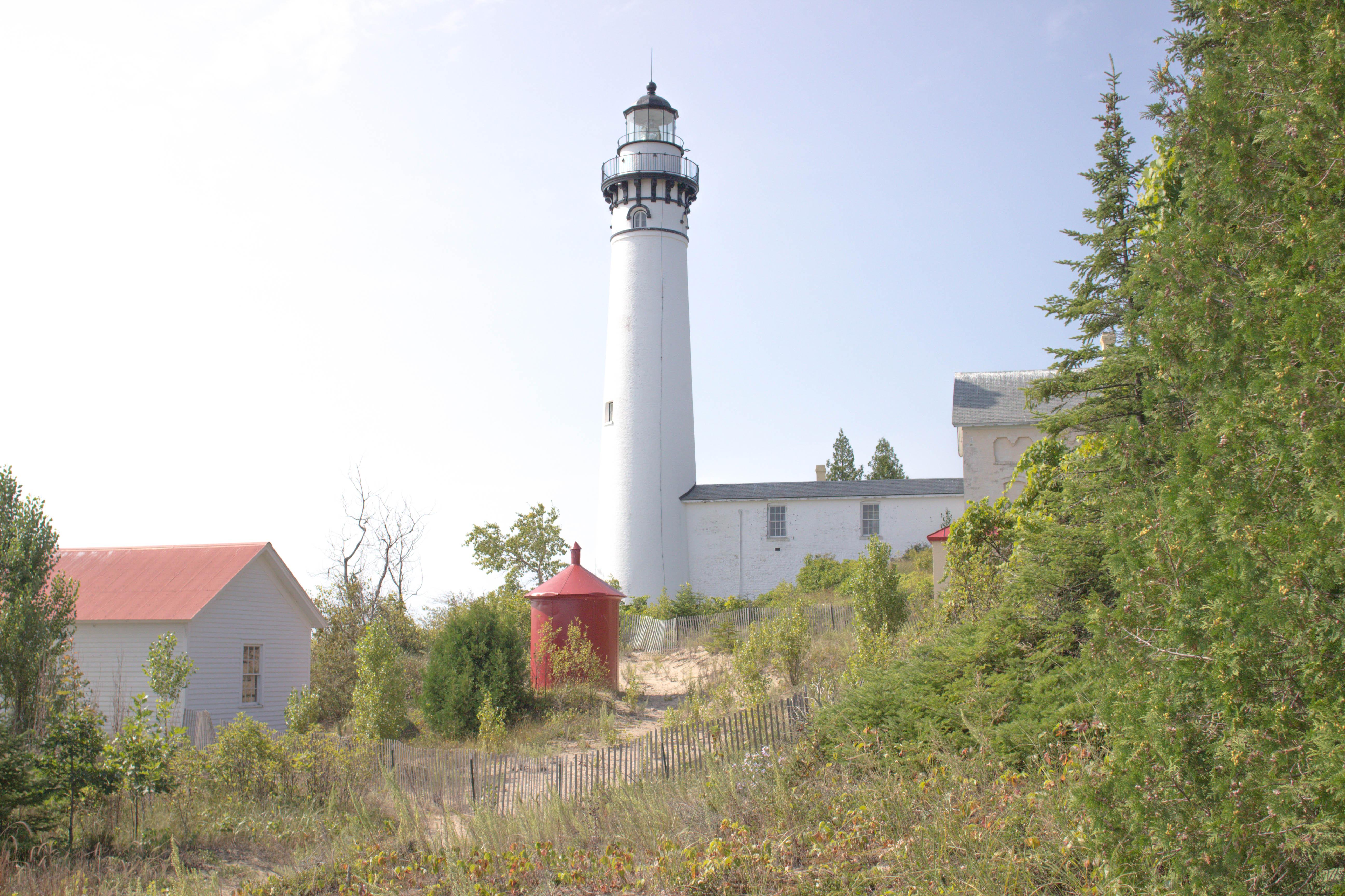 South Manitou Island Light House