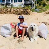 Bom Dia Threads Summer Solstice Beach Cleanup